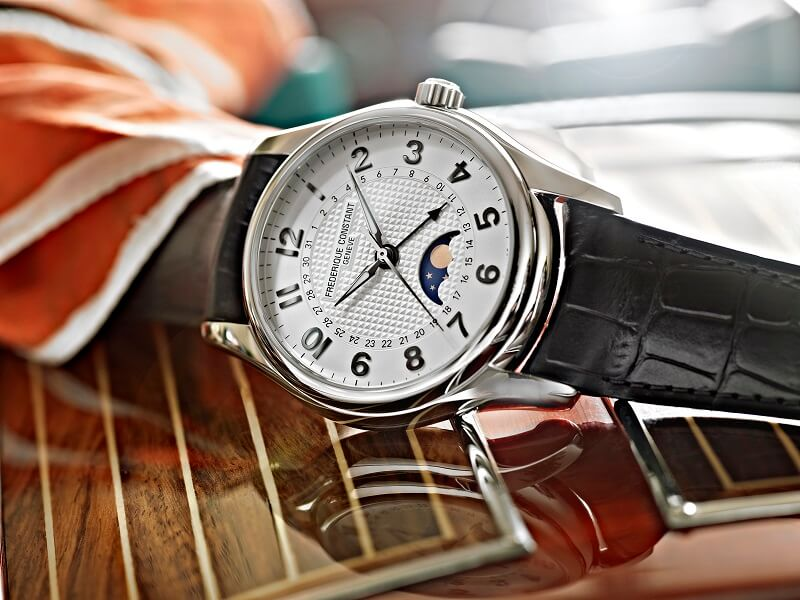 thương hiệu đồng hồ Frederique Constant