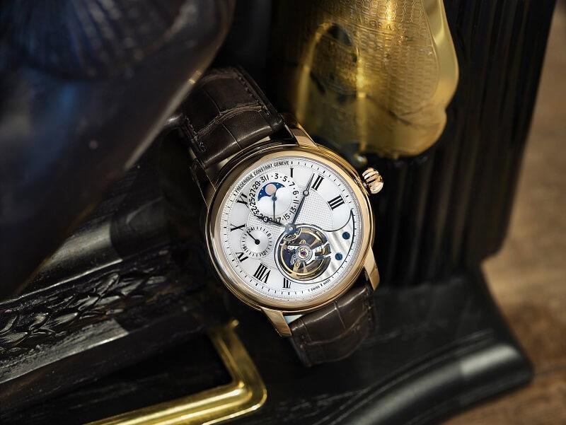 7 dòng đồng hồ đẳng cấp mang tên Frederique Constant