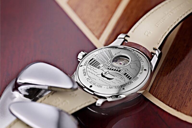 Đồng hồ frederique constant runabout