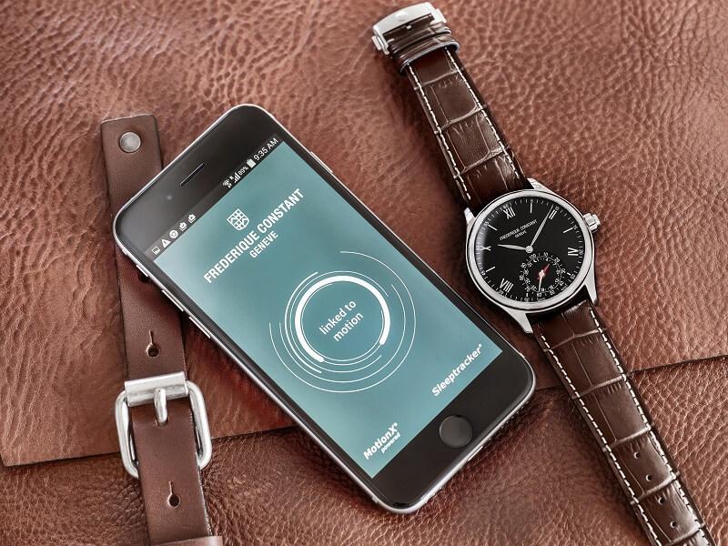 đồng hồ frederique constant smartwatch đẳng cấp