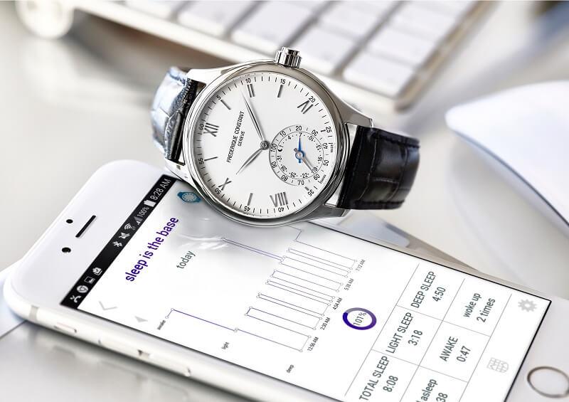 đồng hồ smartwatch frederique constant