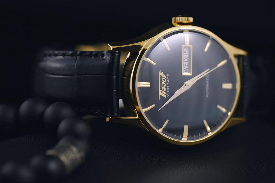 Đồng hồ Tissot automatic visodate chuẩn Thụy Sỹ