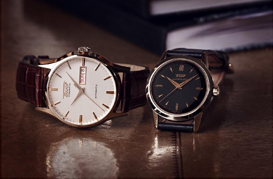 Bản sắc Thụy Sĩ bên trong chiếc đồng hồ Tissot automatic
