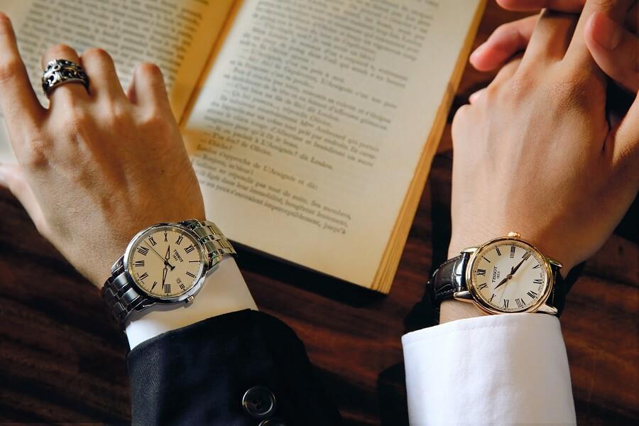 đồng hồ Thụy Sỹ Tissot classic