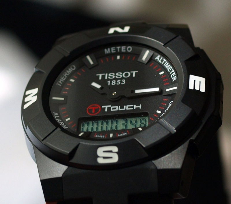 Tissot T-race - Bản lĩnh trên những chặng đường