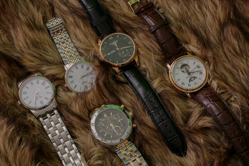 Tissot: hãng đồng hồ Thụy Sĩ ai cũng có thể sở hữu!