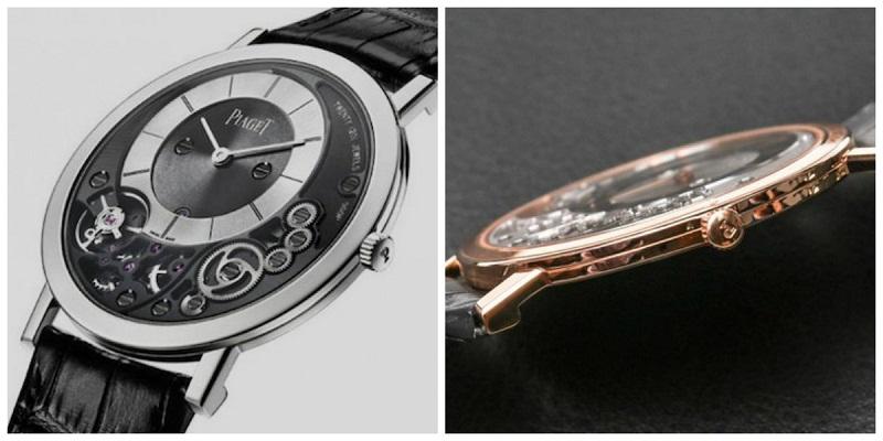 Đồng hồ mỏng - lựa chọn hàng đầu của đàn ông thanh lịch