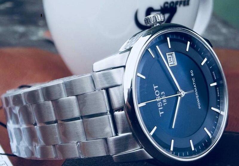 đồng hồ tissot nam dây kim loại
